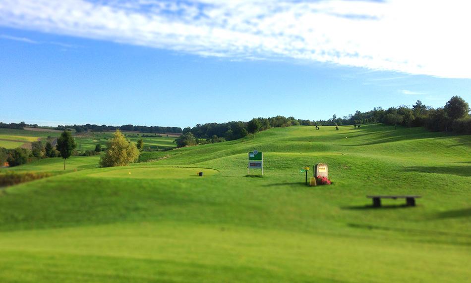 Golfclub Haßberge e.V. in Steinbach/Ebelsbach - Panorama