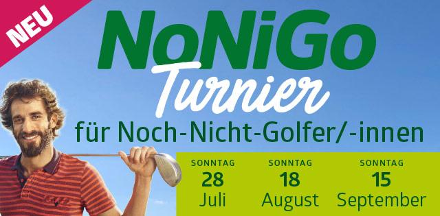NoNiGo Turnier - für Noch-Nicht-Golfer/-innen - Golfclub Haßberge